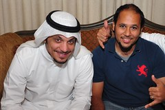 هاني أبوالجدايل و الفنان نايف الراشد (هاني أبوالجدايل) Tags: هاني نايف الراشد أبوالجدايل