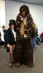 DSFE2014_D2-17 (Cutterin) Tags: dc starwars cosplay adamhughes comiccon wookiee zatanna tarfful cutterin dallasscifiexpo2014