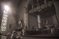 41_of365 (modeflip) Tags: church saint stanislaus praying