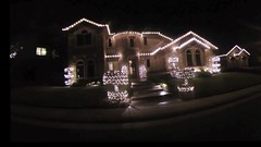"Light Designs by Andrew Gayner - Winter Illuminations ""Castle"" (ajgayner) Tags: winter illuminations andrew christmaslights bulbs chistmas drone harpo c7 ericpeterson minilights holidaylighting gopro gayner"