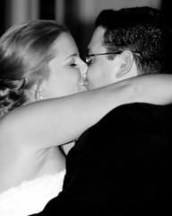 9604 (Marbeck53) Tags: portrait people woman man male female canon eos groom bride kissing couple married bokeh ky candid joe persons trisha humans covington 60d marbeck53 markriesenbeck