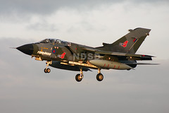 Tornado GR.4 ZD708 (NDSD) Tags: industry flying force aircraft air systems lancashire landing weapon eurofighter saudi arabia bae tornado development pilot raf panavia warton