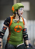 Charm City Roller Girls (Karol A Olson) Tags: rollerderby baltimore skates charmcityrollergirls ccrg nightterrors speedregime mar14 alliebback burnsarena