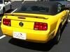 Ford Mustang V mit Stoffverdeck Beispielbild von CK-Cabrio