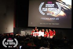 CSLI Student Film Festival 2014