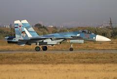 SU-33 80 RED CLOFTING IMG_1775+FL (Chris Lofting) Tags: saki crimea sukhoi su27 flanker kuznetsov su33 nitka russiannavy flankerd novofedorivka