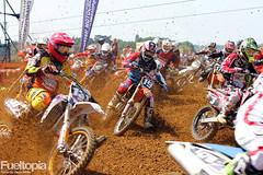 MXY2 Race 1 First Corner (tbtstt) Tags: maxxis acu british motocross championship 2014 round 4 canada heights kent ktm mxy2 tom neal 19 first corner motorbike bike tbtstt bikes