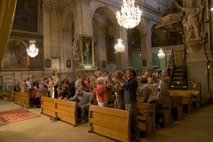 Squence motion ! Standing ovation - Le Madrigal de Nmes -glise Saint Esprit  Aix en Provence dim. 25 mai 2014    IMG_2646 (6franc6) Tags: mai 600 13 madrigal 2014 bouchesdurhnes 6franc6 madrigaldenmes