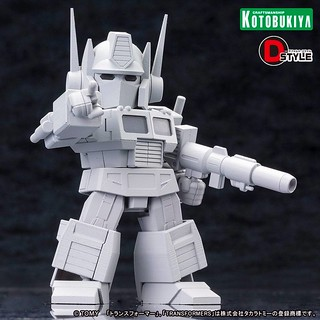 壽屋 D-STYLE Transformers 柯博文