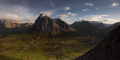 Buachaille Panorama (Scott Robertson (Roksoff)) Tags: 3 black ski mountains rock clouds sisters river scotland highlands nikon centre devils cottage scottish glen na staircase rivers glencoe 24mm mor nam etive lochaber munro lochan bidean bian d600 stob dearg beag coire altruim buachaillle doire 28d coupall criese altnafeadh chrulaiste broige
