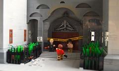 The Best Room (th_squirrel) Tags: lego zombie apocalypse minifig minifigs survivors minifigure minifigures brickarms eclipsegrafx eclipsebricks citizenbrick