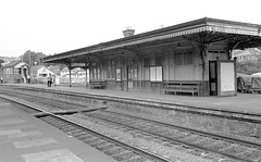 Photo of Lostwithiel station (6), 1975