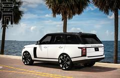 Exclusive Motoring Range Rover (Exclusive Motoring) Tags: car florida miami wheels rover worldwide custom range exclusive motoring forgiato