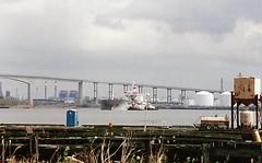 Houston Ship Channel (dey37) Tags: houston houstontexas portofhouston houstonshipchannel buffalobayou