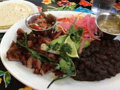 Delicacies from Harry's Roadhouse in Santa Fe, New Mexico (Diann Bayes) Tags: harrysroadhouse santafe newmexico food