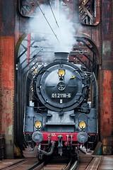 rusty bridge (tamson66) Tags: locomotive steam db01 retro vintage detail bridge railway heritage train rail