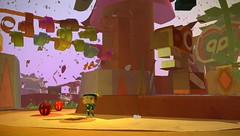May 2013 (Tearawaygame) Tags: sony adventure videogames mm playstation vita papercraft ps3 tearaway mediamolecule littlebigplanet psvita