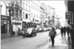 everyday (Andrea Rucci) Tags: brussels people blackandwhite bw streets film trash belgium kodak bruxelles classical bruges atomium termoli