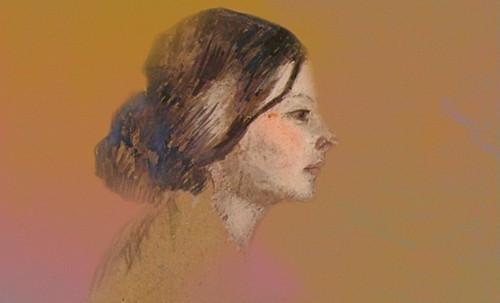 "Las Madeleines escuchando la soleada soledad, descripciones de Henri de Toulouse Lautrec (1889) y Pablo Picasso (1904). • <a style=""font-size:0.8em;"" href=""http://www.flickr.com/photos/30735181@N00/8805125163/"" target=""_blank"">View on Flickr</a>"