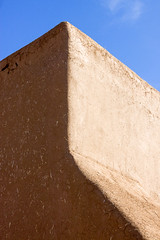 Adobe Detail (Michael Deleon Photo) Tags: newmexico architecture buildings unitedstates historic nativeamerican adobe taos taospueblo