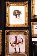 Grordbort's Exceptional Exhibition (battyden) Tags: new greg exhibition zealand wellington exceptional broadmore grotdborts