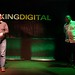 """Adrian Woolard and Ian Forrester at Thinking Digital 2013 • <a style=""""font-size:0.8em;"""" href=""""http://www.flickr.com/photos/86964759@N00/8853035168/"""" target=""""_blank"""">View on Flickr</a>"""
