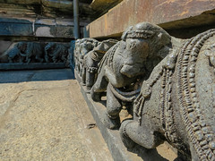107 (rufusruffin) Tags: people india temple culture hassan belur chennakesava