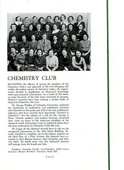 Chemistry Club (Hunter College Archives) Tags: students club 1936 photography yearbook chemistry clubs hunter activities huntercollege studentorganizations organizations chemistryclub studentactivities studentclubs wistarion studentlifestyles thewistarion