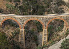 Train Bridge, Asmara, Eritrea (Eric Lafforgue) Tags: africa road bridge people men nature horizontal architecture outdoors photography day arch adult transportation connection adultsonly oneperson railwaybridge distant onepeople asmara eritrea hornofafrica archbridge realpeople traveldestinations colorimage eritreo onemanonly erytrea eritreia colourimage 1people  ertra    eritre eritreja eritria builtstructure  rythre africaorientaleitaliana     eritre eritrja  eritreya  erythraa erytreja     ert7388