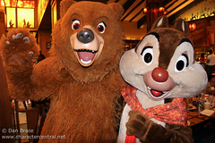 Chip and Dale's Critter Breakfast