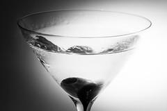 Martini 4 (markblumer) Tags: food studio 50mm diy nikon drink g olive martini cocktail liquor homemade 18 shape gin strobe libation 560 vermouth speedlite drymartini strobist 2flash bluesaphire yongnuo d3100 martinicocktailstudiospeedliteyongnuo560olivedrinkginbl