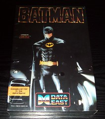 03 Data East - Batman by Ocean (1989) - Disk NTSC Sealed box front (Ocean & Imagine Collection) Tags: ntsc batman c64 commodore64 matthewcannon c64sealed
