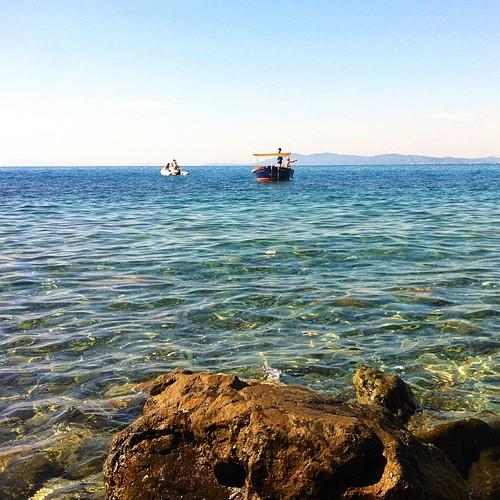 #sea #sky #igers #italy #italia #lights #beach #boat #landscape #latergram #nature #friends #ig_toscana #igersitalia #igworldclub #iphonesia #iphoneonly #picoftheday #photooftheday #editoftheday