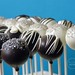 "Black White & Silver Cake Pops • <a style=""font-size:0.8em;"" href=""https://www.flickr.com/photos/59736392@N02/9442679873/"" target=""_blank"">View on Flickr</a>"