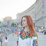 "Ukrainian girl wearing traditional clothes • <a style=""font-size:0.8em;"" href=""http://www.flickr.com/photos/28211982@N07/9482444673/"" target=""_blank"">View on Flickr</a>"