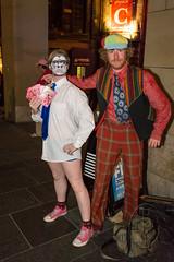 Sweet Pang Is Innocent but Billy Watson Is Not (112) (PHH Sykes) Tags: street festival lady is high edinburgh dj sweet innocent royal fringe watson billy gee mile ziggy sykes pang grew phh fancies 2013