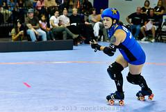 2scdg_hellcats_vs_ccad_L2082597 (nocklebeast) Tags: ca usa santacruz sports rollerderby rollergirls skates ccad scdg scphoto santacruzderbygirls santacruzharborhellcats kaiserpermanentearena kparena centalcaliforniaareaderby