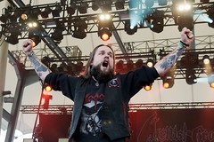 """Hellish Crossfire @ Rock Hard Festival 2013 • <a style=""""font-size:0.8em;"""" href=""""http://www.flickr.com/photos/62284930@N02/9609418158/"""" target=""""_blank"""">View on Flickr</a>"""