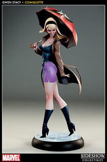 Sideshow【關‧史黛西】知名畫家 J. Scott Campbell 版本 第二彈 Gwen Stacy
