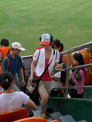 P1000669 (celeste_mer) Tags: 棒球 台南棒球場 2009年