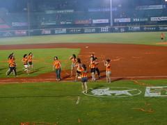 P1000755 (celeste_mer) Tags: 棒球 台南棒球場 2009年