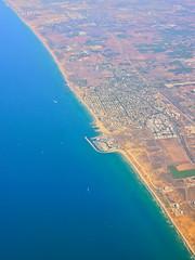 holy beach (bernawy hugues kossi huo) Tags: beach coast mediterranean tel aviv holy land