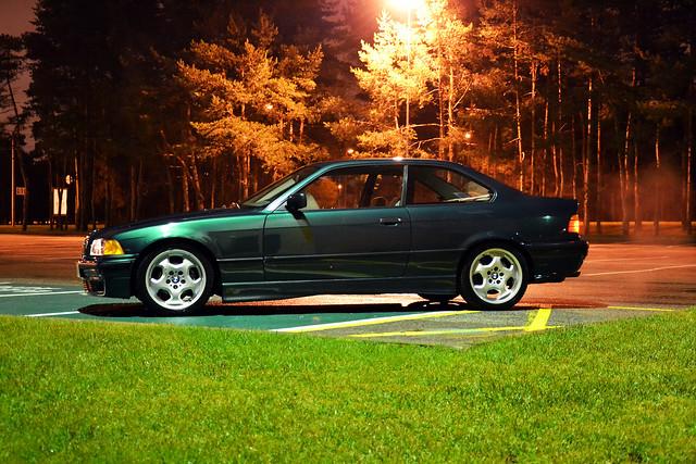 night bmw 1992 oldtown 325 e36