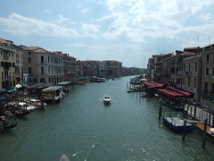 Venice, Italy (Outpost 51) Tags: venice summer vacation italy sun holiday history water square san republic marco gondola piazza venezia rialto