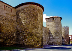 Murus Septimae Legionis (SBA73) Tags: camp espaa army spain roman towers romano empire walls len campamento siege spanien romans legio citywall torres lle romanos castilla espanya cubos murallas muralles spagne legions castillaleon romanarmy castra lateroman legioviigemina legiones imperirom