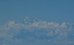 Mount Everest fly by (Hammerhead27) Tags: world cloud mountain snow rock top peak tibet himalaya flyby highest mounteverest