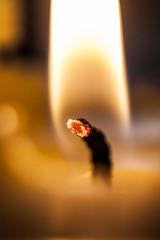 Llama (ex-otico) Tags: macro fuego vela