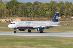US Airways // Airbus A321-231 // N552UW (cn 4957) (Micheal Wass) Tags: us airbus awe usairways a321 clt charlottedouglasinternationalairport airbusa321 kclt n552uw