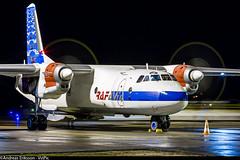 YL-RAC Antonov An-26B RAF-Avia (Andreas Eriksson - VstPic) Tags: mm 70200 antonov 650d candon rafavia an26b ylrac
