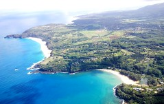 Beach/ coastline (orping) Tags: tour air kauai cessna airventures